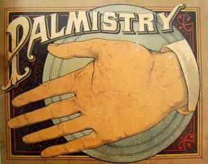 palm reading palmistry palm by Crossett Library Bennington College