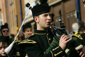 St. Patrick's Day Magic Druid by tim ellis