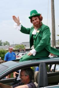 st. patrick's day leprechaun by OZinOH